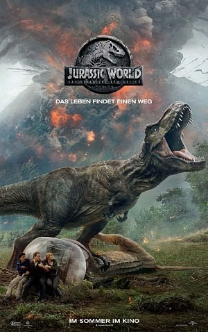 jurassic world ganzer film